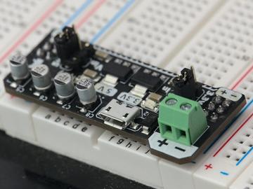 微型Micro USB连接电源