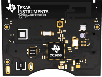 解密德州仪器SensorTag电路方案设计