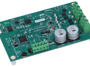 基于DRV8350H柵極驅動器無刷直流驅動電路設計