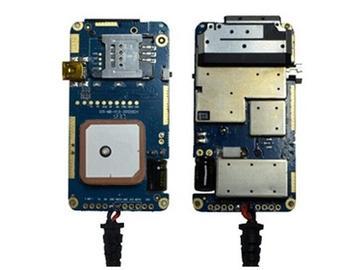基于UNISOC(原展讯) SC6531 的汽车 GPS 卫星定位防盗系统