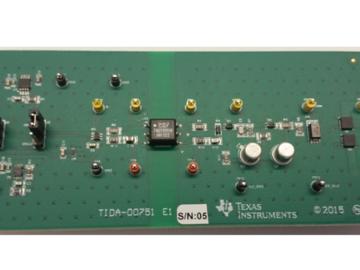 基于SN74AUP3G14的电流隔离固态继电器电路设计