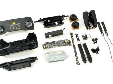 真正意义上的随身携带无人机拆解:大疆用创新告诉你电路方案可以如此设计