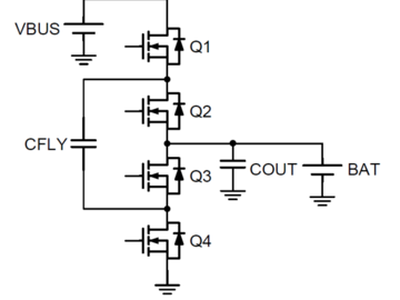 电容分压充电的基本原理