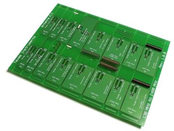 基于低于1GHz和2.4GHz的天线电路设计