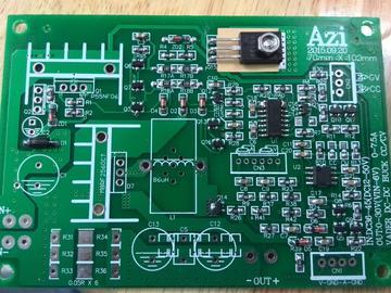 一款可量产的数控可调电源电路设计方案(PCB+电路原理图)