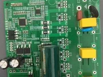 甩脂机控制器电路方案设计