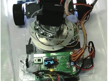 基于STM32物料搬运机器人(智能物流机器人)