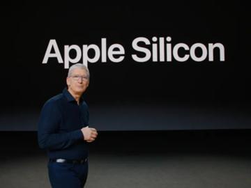 苹果扔最大核弹—苹果将自研Mac芯片,两年取代英特尔