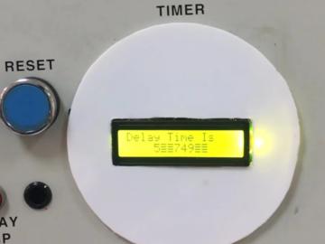 延时计时器,为电力系统提供故障保护