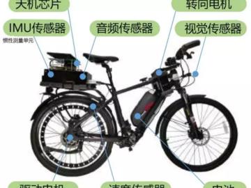 揭秘自动驾驶自行车设计:AI芯+各类传感器+电机控制和驱动系统