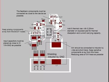 低耗电的车用 36V3A 同步 Buck 转换器 RTQ2104-QA 简介
