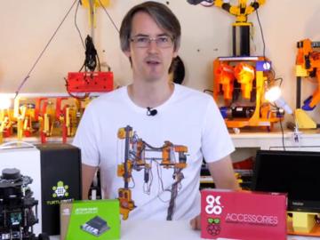 机器人AI演示-NVidia深度学习,ROS导航,Raspberry Pi
