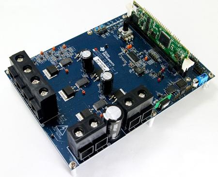 使三相無刷直流電機實現完整控制與驅動的解決方案