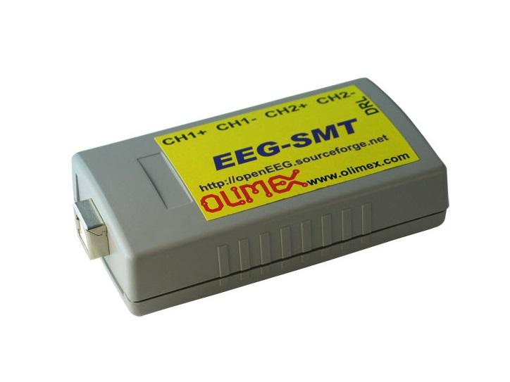 神经反馈 EEG-SMT 硬件及软件资料全开源