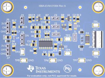 基于SN74AUP1G74具有MOSFET的低BOM成本交流固态继电器电路设计