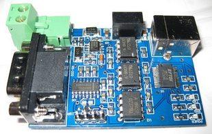 USB轉485 USB轉232電路圖 USB轉多口 帶光耦隔離