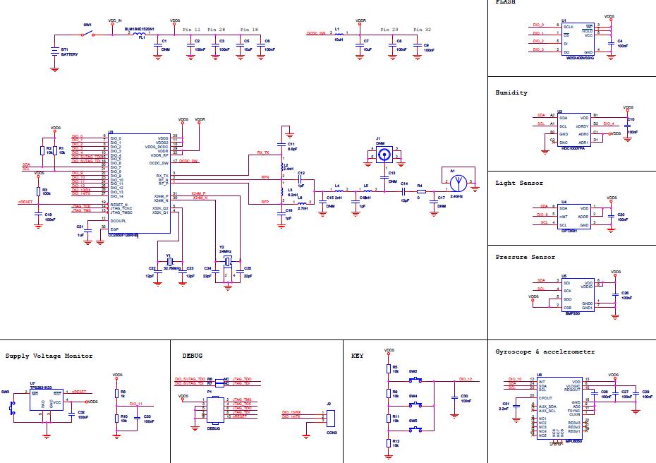 bmp280:气压传感器图片