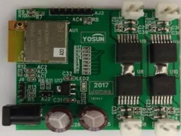 基于TI CC3200之Wi-Fi医疗院所灯控管理系统