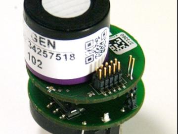 基于TPS61220DCK的蓝牙低能耗的气体传感器电路设计
