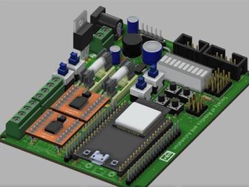 基于ESP32的开发板