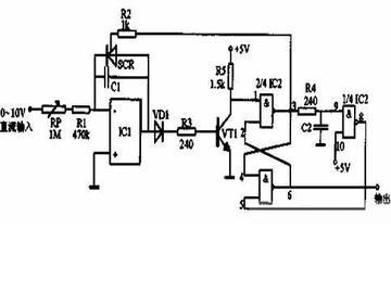 详解低频压控振荡器电路图
