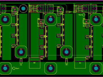 2.5KW 48V沙滩车控制器电路设计方案(原理图+源码)