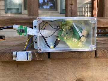 基于树莓派的害虫检测系统
