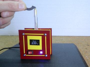 基于Arduino Nano R3的磁场强度仪