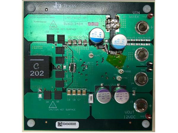 采用 LM5176 4 開關降壓/升壓控制器的電源參考設計