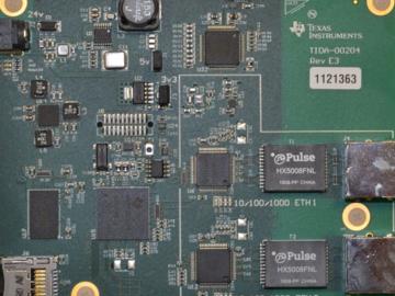 基于DP83867IR工业温度级双端口千兆位以太网电路设计