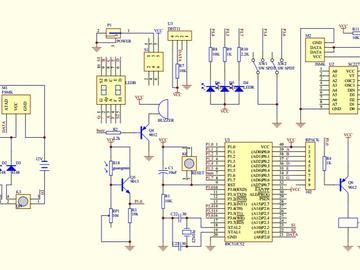 智能晾衣架控制系统设计
