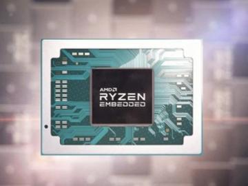 AMD 推出新款嵌入式 APU:最高 2C4T,能效比提升3倍