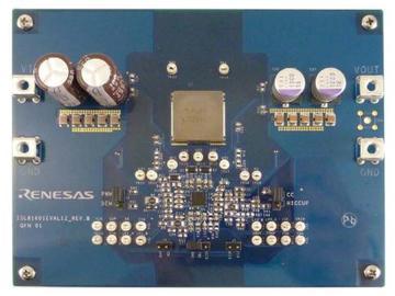 开启双向升降压新时代——ISL81601EVAL1Z评估板测评