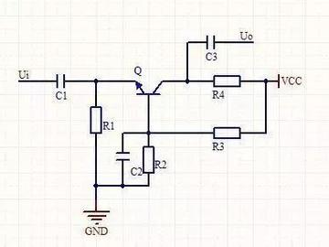 什么是共集极、共基极、共射极放大器?三极管放大器典型电路详解!