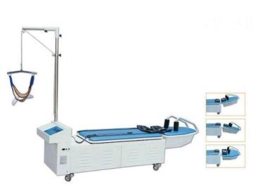 医疗行业 牵引床,用于头部拉伸和脚部拉伸等