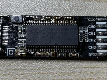 Type-C 接口逻辑分析仪 基于CY7C68013