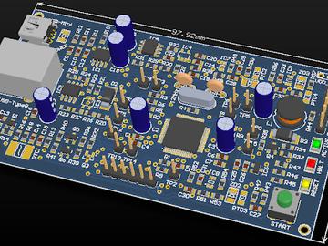基于STM32F779 的低成本机器视觉和机器学习电路设计