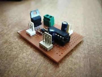 典型直流电机控制电路合集