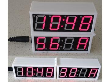 基于 ATtiny1614 的折叠钟
