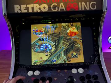 由Raspberry pi驱动的Micro Center Atari Arcade Bartop套件开箱