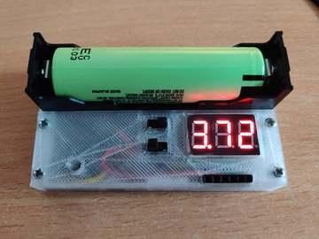 基于18650电池的便携式电源设计
