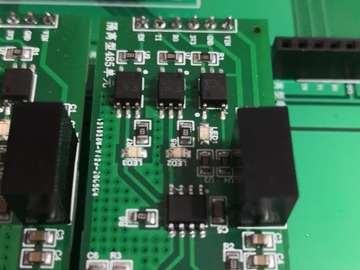 隔离串口模块系列之隔离485单元的电路方案设计(pcb+原理图)