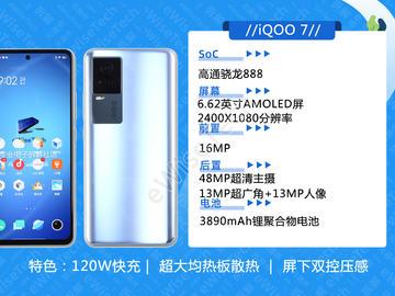 E拆解:KPL官方比赛用机IQOO 7,职业比赛的手机有什么特别呢?