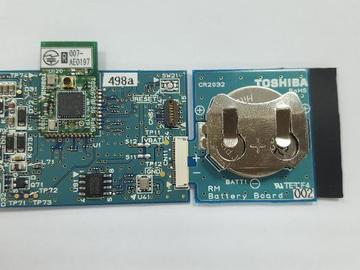 基于Toshiba TC35678 的BLE电子货架标签解决方案