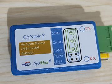 基于STM32F0的USB-CAN适配器电路设计方案(pcb+源码)