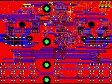 医疗行业,中频电疗仪器 电路 PCB原理图BOM代码BIN文件