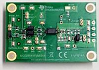 適用于工業電源等應用的柵極驅動器評估??閁CC23513EVM-014評估板