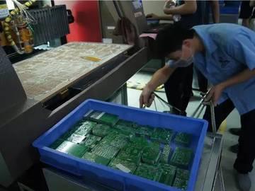 PCB線路板貼干膜常見問題及解決方法