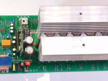 6000W大功率工频逆变器主板