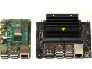 Raspberry Pi 4B与Jetson Nano性能对比